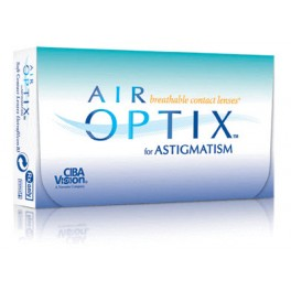 Air Optix Toric for Astigmatism