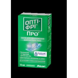 Opti-Free PRO Lens